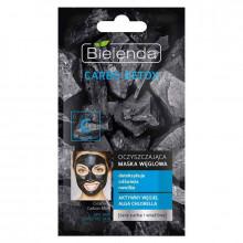 Bielenda Очищающая угольная маска для сухой и чувствительной кожи лица Carbo Detox