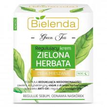 Bielenda Ночной регулирующий крем для лица Green Tea