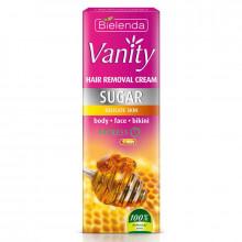 """Bielenda Универсальный крем для депиляции для чувствительной кожи """"Сахар"""" Vanity"""