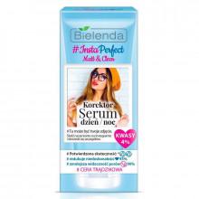 Bielenda Интенсивная сыворотка-корректор для проблемной кожи лица Insta Perfect Matt & Clear
