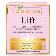 Bielenda Омолаживающий дневной крем-лифтинг для лица против морщин 60+ Lift