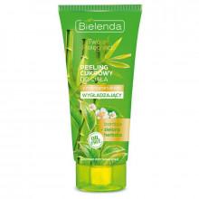 """Bielenda Разглаживающий сахарный скраб для тела """"Бамбук и зеленый чай"""" Body Care"""