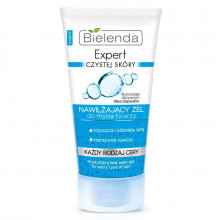 Bielenda Увлажняющий гель для умывания для всех типов кожи Clean Skin Expert