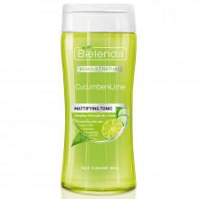 Bielenda Матирующий тоник для жирной и комбинированной кожи лица Cucumber&Lime