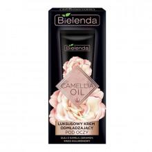 Bielenda Омолаживающий крем для глаз против морщин Camellia Oil