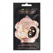 Bielenda Омолаживающая маска Camellia Oil (тканевая)