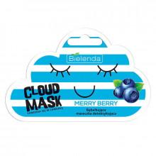 Bielenda Детоксифицирующая маска-облачко для лица Merry Berry Cloud