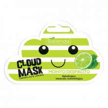Bielenda Осветляющая маска-облачко для лица Mohito Despacito Cloud