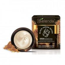 Bielenda Универсальный детоксифицирующий и увлажняющий крем для жирной и комбинированной кожи лица Black Sugar Detox