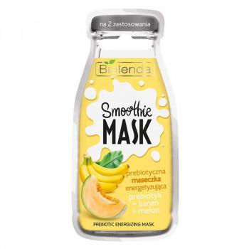 """Bielenda Питательная маска для лица """"Дыня и банан"""" Smoothie"""