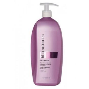 Brelil Шампунь для выпрямления непослушных волос Biotraitement Liss 1000 мл