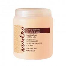 Brelil Питательная крем-маска для волос с маслом карите и маслом авокадо Numero Karite (1000 мл)