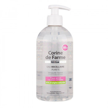 Corine de Farme Мицеллярная вода для снятия макияжа сухой и чувствительной кожи Face Care