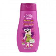 Corine de Farme Гель-шампунь для душа для девочек с ароматом клубники Child