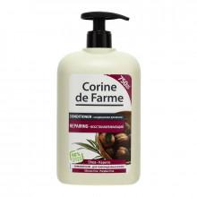 Corine de Farme Family Бальзам-ополаскиватель с маслом карите для сухих и поврежденных волос
