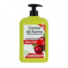 Corine de Farme Family Шампунь с экстрактом клюквы для окрашенных и мелированных волос