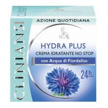 Clinians Hydra Plus Крем для лица суперувлажняющий 24 часа с экстрактом василька