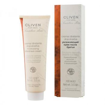 Cliven Увлажняющий крем после бритья для чувствительной кожи For Men