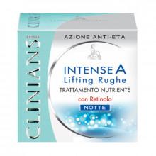 Clinians Intense A Крем ночной питательный увлажняющий с ретинол-комплексом