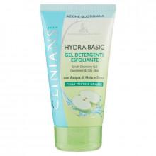Распродажа Clinians Очищающий гель-скраб с яблочной водой для жирной и комбинированный кожи Hydra-T