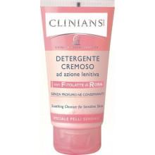 Распродажа Clinians Успокаивающее средство для очищения и снятия макияжа для чувствительной кожи с молочком розы Rosa