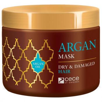 Cece of Sweden Маска для сухих и поврежденных волос с аргановым маслом Argan