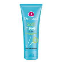 Dermacol Смягчающий бальзам для ухода за пятками Soft Heal Balm Feet Care