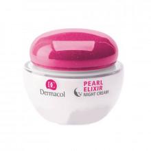 Dermacol Ночной крем разглаживающий для сияющей кожи с экстрактом жемчуга Multi-Active Lifting Pearl Elixir