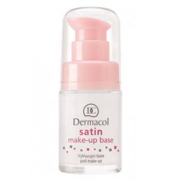 Dermacol Make-Up Base Satin База под макияж матирующая с выравнивающим эффектом (помпа)