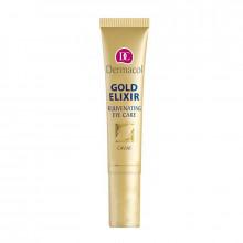 Dermacol Gold Elixir Крем для век омолаживающий с экстрактом икры Rejuvenating Caviar Eye Care