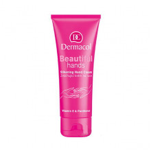Dermacol Hand Care Крем для рук увлажняющий с шелковистым эффектом Beautiful Hands