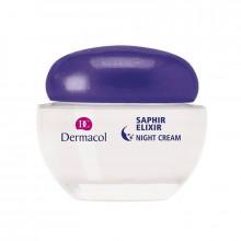 Распродажа Dermacol Интенсивный укрепляющий ночной крем с сапфиром Intensive Anti-wrinkle Night Cream Saphir Elixir