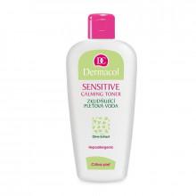 Распродажа Dermacol Успокаивающий лосьон-тоник для чувствительной кожи с экстрактом маслин Calming Toner Sensitive