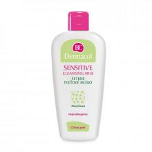 Распродажа Dermacol Очищающее молочко для чувствительной кожи с экстрактом маслин Sensitive Cleansing Milk