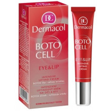 Распродажа Dermacol Интенсивный крем-лифтинг для кожи вокруг глаз и губ Eye&Lip Intensive Lifting Cream Botocell