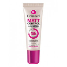 Распродажа Dermacol Make-Up Матирующая база под макияж Base Matt Control 18h