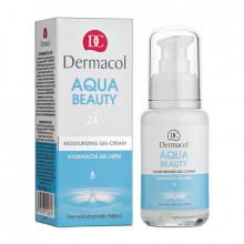 Распродажа Dermacol Увлажняющий гель-крем для дневного и ночного ухода Aqua Beauty (помпа)