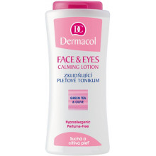 Dermacol Dry S.P.Лосьон-тоник для сухой и чувствительной кожи Face&Eyes Calming Lotion