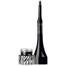 Dermacol Make-Up Black Sensation Устойчивая гелевая подводка для глаз – черная Longlasting Gel Black