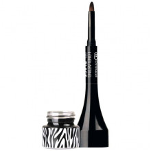 Dermacol Make-Up Устойчивая гелевая подводка для глаз Longlasting Gel Black Sensation