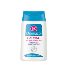 Dermacol Face Care Cleansing Средство для снятия макияжа с глаз успокаивающий Calming Eye Make-Up Remover