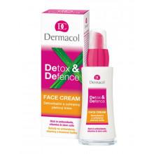 Dermacol Детоксицирующий и защитный крем для лица Detox&Defence