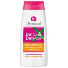 Распродажа Dermacol Детоксицирующая и защитная мицеллярная вода Detox&Defence