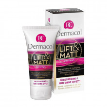 Распродажа Dermacol Lift&Matt Крем дневной омолаживающий и матирующий для нормальной, комбинированной и жирной кожи