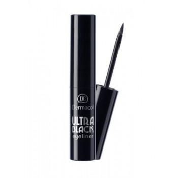 Dermacol Make-Up Жидкая подводка для глаз Ultra Black Eyeliner