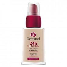 Dermacol Make-Up 24H Control Тональный крем высокой степени стойкости с Q10 - Тональные средства (арт.15743)