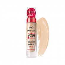 Dermacol Make-Up Тональный крем интенсивный, подтягивающий Ultimate Lifting Shield Botocell