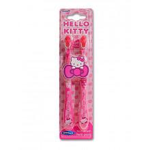 Dr.Fresh Набор Зубных щеток Hello Kitty (2 шт)