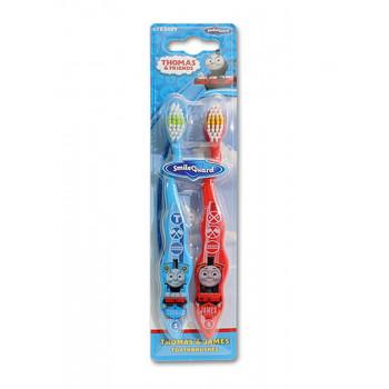 Dr.Fresh Набор зубных щеток Thomas & Friends (2 шт)