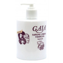 Gaia Питательное крем-мыло с экстрактом овса и меда